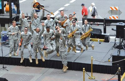 The 56th Army Band