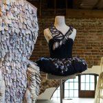 """Shells,"" sculpture by Lucy Gentry Meltzer"