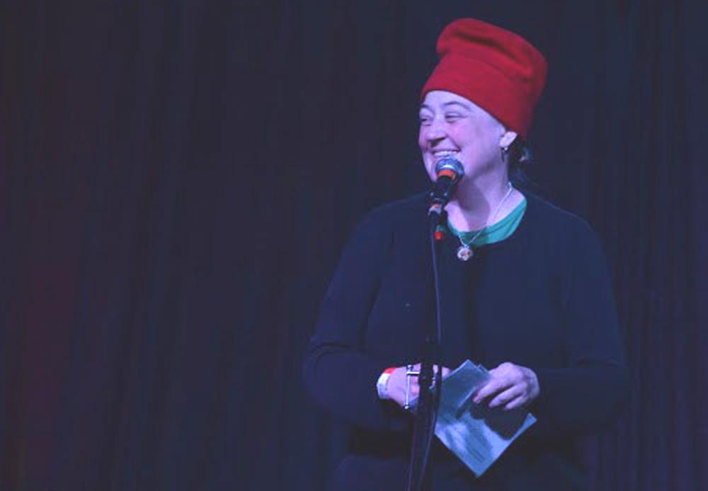 Elizabeth Lord, host of StoryOly