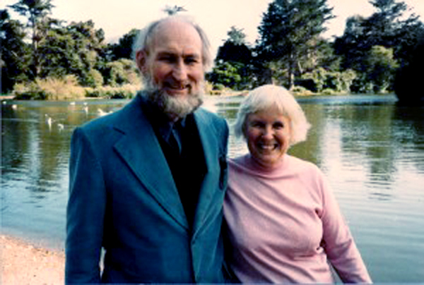 Hank and Jeanne Lohmann