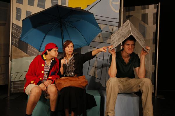 Book-It Repertory Theatre