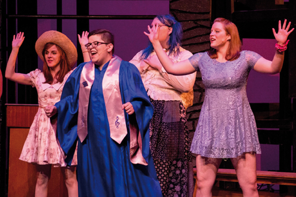 Bat Boy: The Musical at South Puget Sound Community College