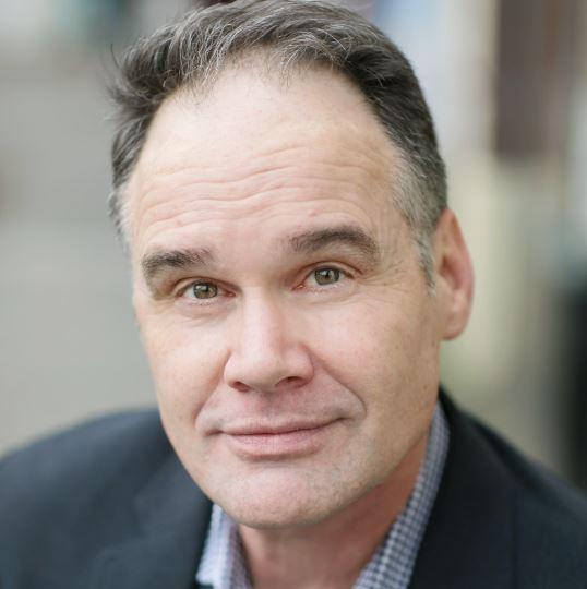 Actor Scott Pinkston